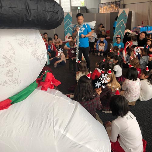 International Church kids program near Fussa