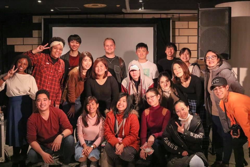 ライフハウス広島、国際的なパーティー