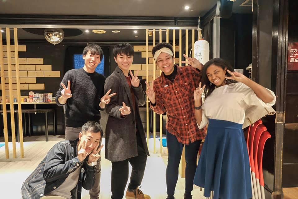 Lifehouse Hiroshima, make friends and hang out