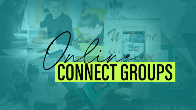 ONLINE CONNECT GROUPS