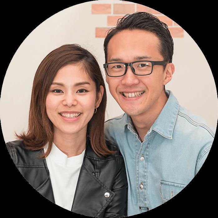 Ps Yoshito and Yayoi Masuki, Campus Pastors, Lifehouse Nagoya