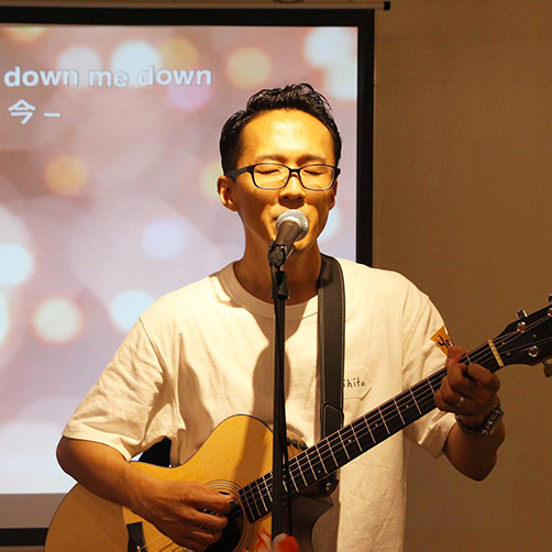 Bilingual Worship in Nagoya