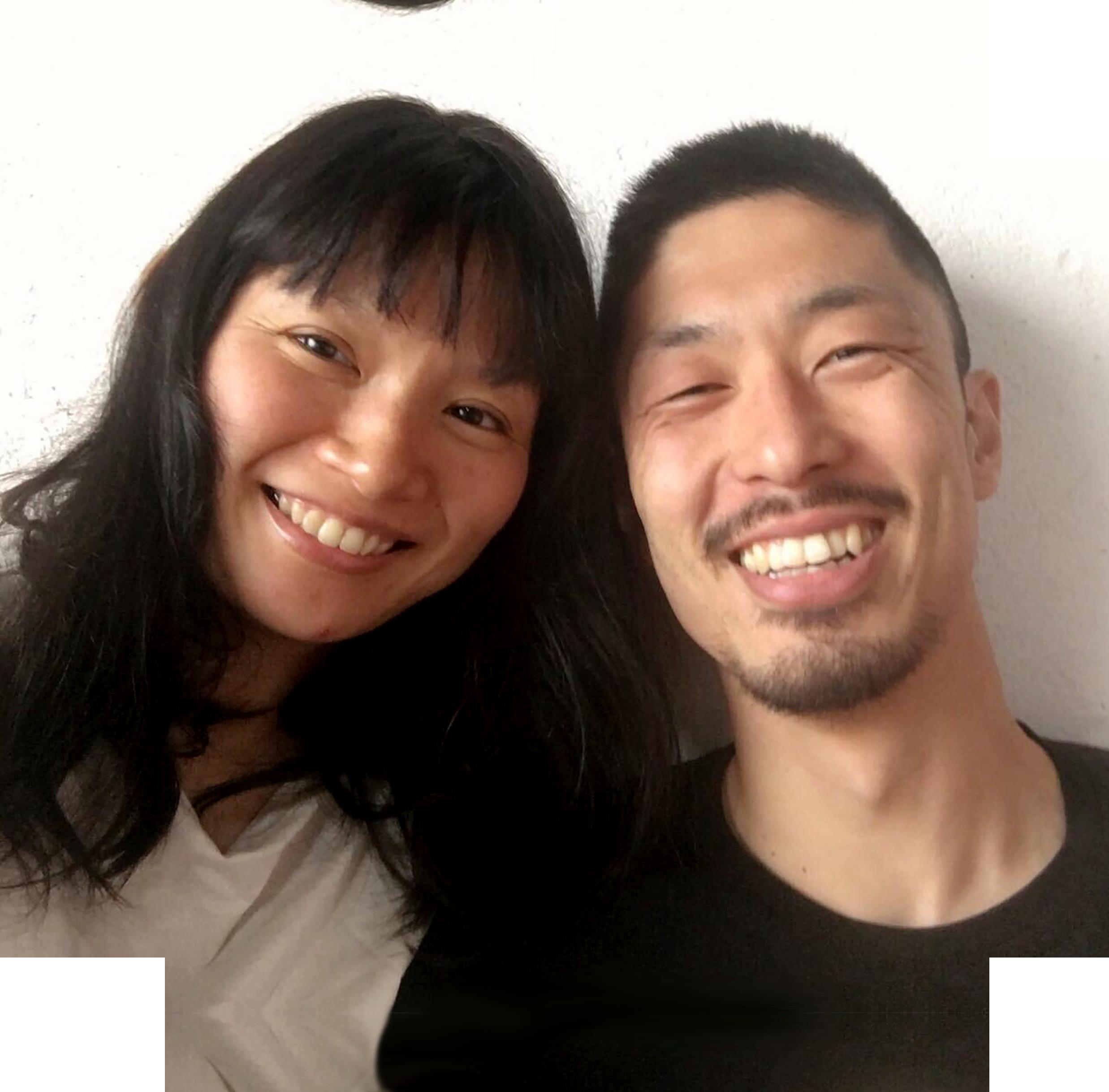 Ps Nobuki & Satomi Takahashi, Pastors of Lifehouse Sendai