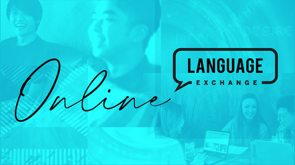 Online Language Exchange