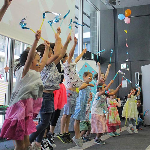 Lifehouse Kids, Kids program in Tachikawa