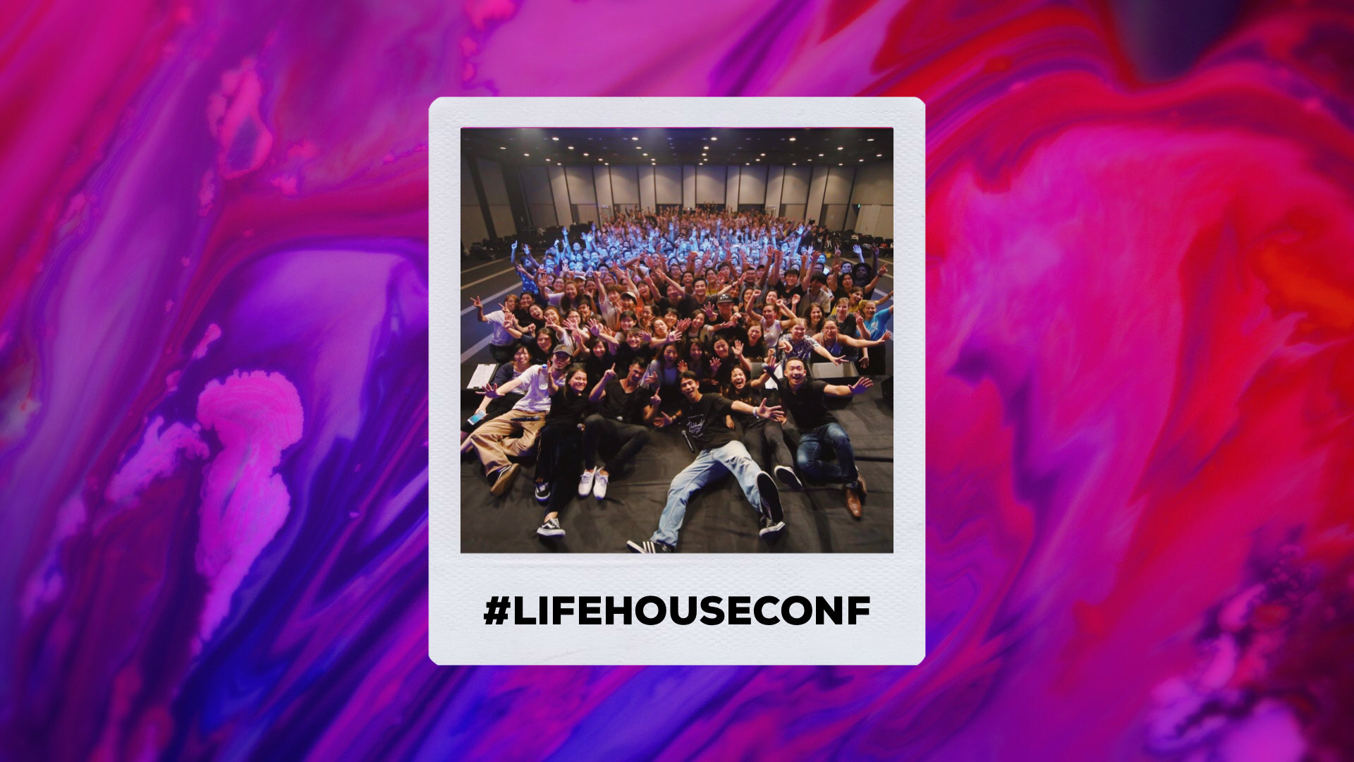 Lifehouse Conference, why you should come