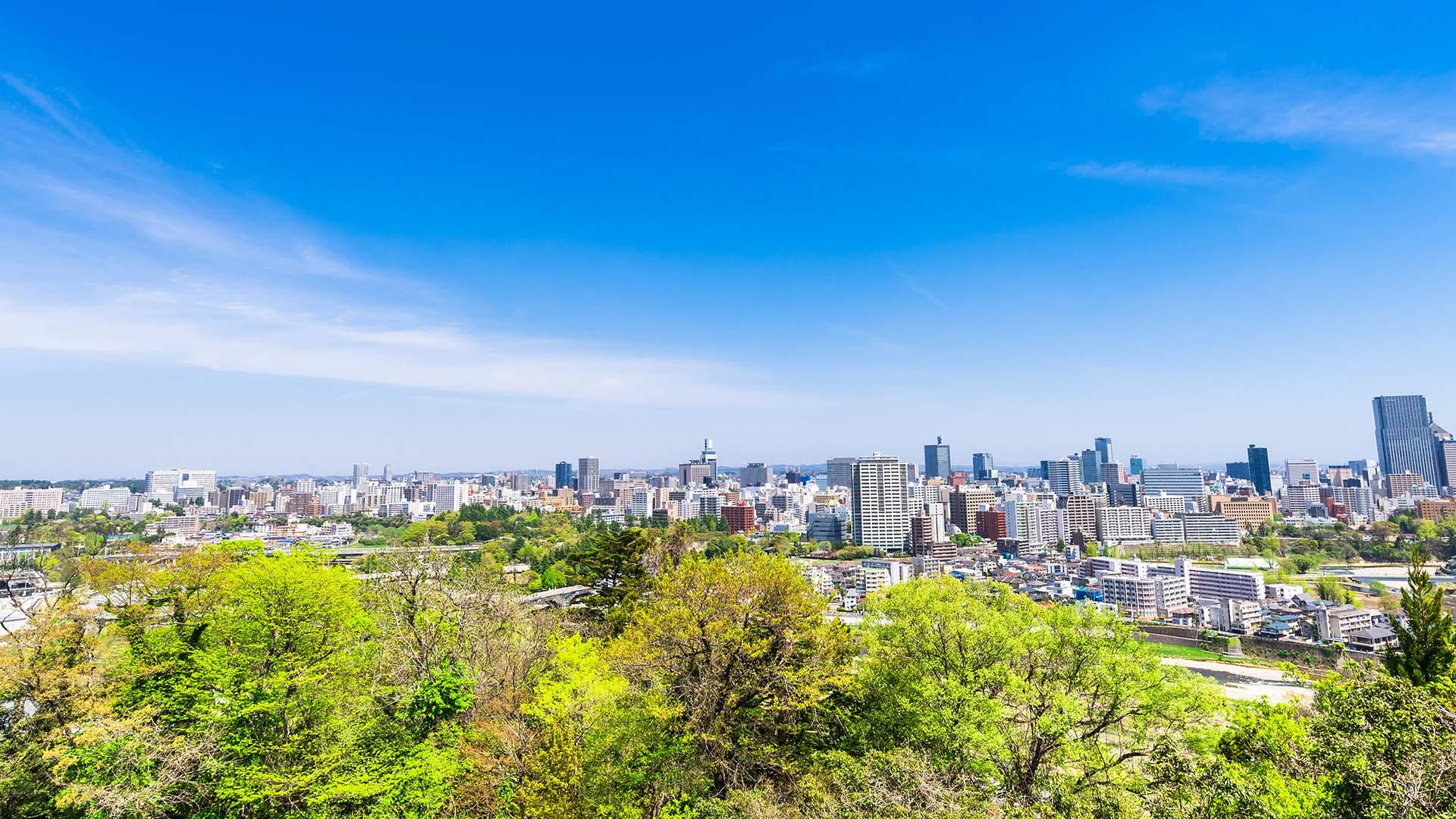 仙台 | Sendai City