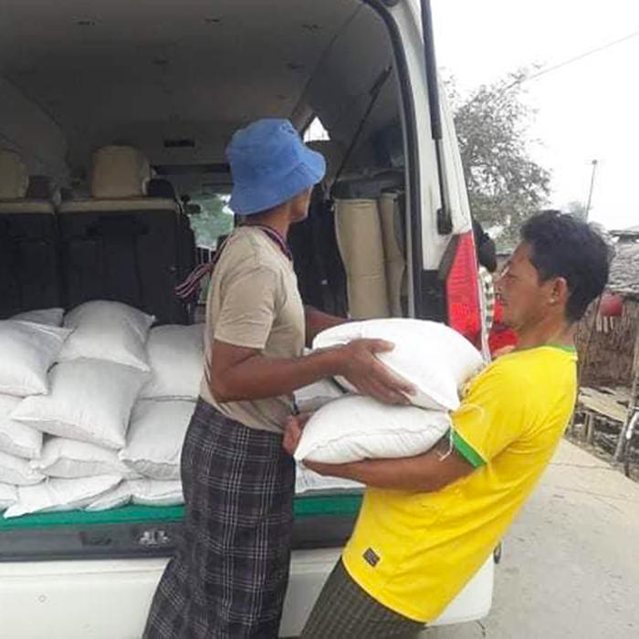 Lifehouse Crisis Relief Myanmar 2